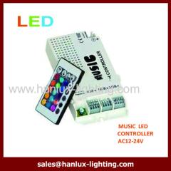 24V Music LED controller