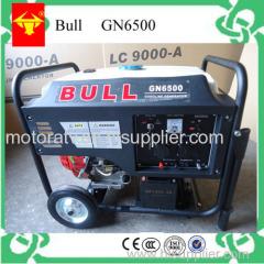 Handle Wheel Gasoline Generator