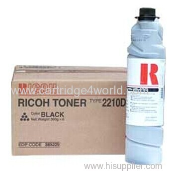 High Quality Ricoh Aficio 2210D Genuine Original Laser Toner Cartridge