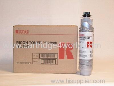 High Quality Ricoh Aficio 2220D Genuine Original Laser Toner Cartridge