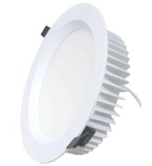 recessed LED lighting fixture