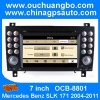 Ouchuangbo Car PC Radio DVD player for Mercedes Benz SLK 171 2004-2011 with dual zone USB iPod