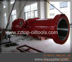 API 16A Drilling Spool For Well Control Equipment
