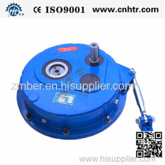 Hollow Shaft Mounted Gear Reducer Applied for Mechanical Transmission Fields