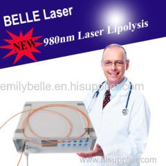 980nm Laser Lipolysis Machine