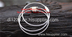 Stainless steel wire tag
