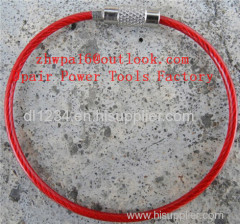 wire Steel Cable Loops Stainless Steel Wire