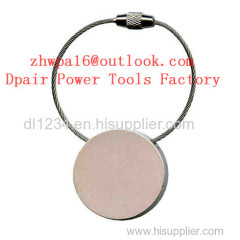 Stainless steel cable wire tag loop