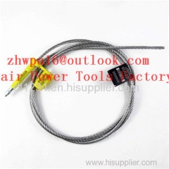 Carrier Cable Seal Mega Cable Lock Cable Breakaway