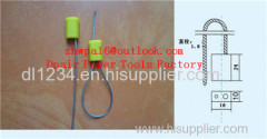 adjustable cheap trailer seal cable seal van truck lock