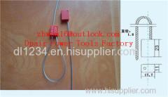 Mini Cable Lock Premium Cable Lock Seal