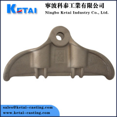 Low Pressure Casting of Electrical Connection