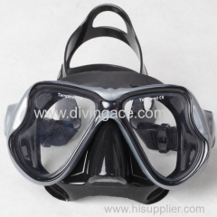 Fashion design of diving mask