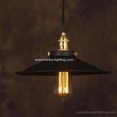 metal retro pendant light