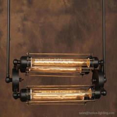 E27 metal retro light