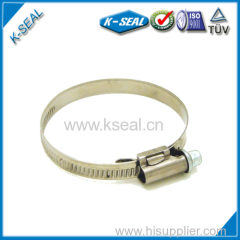High Performance Germany Type Hose Clamp