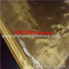 Brass Wire Mesh factory