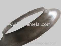 CNC spinning stainless steel cone parts