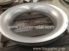 CNC spinning stainless steel parts