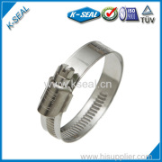 SAE TYPE Stainless Steel Germany Type Hose Clamp