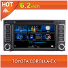Toyota COROLLA-EX old corolla navigation dvd HD touchscreen radio Ipod tv 3G wifi usb SD
