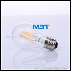 4W Filament LED Bulbs