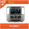 Haima7 car dvd player bluetooth ipod radio TV USB 3G Wifi canbus 7inch touchscreen navigation multimedia streeing wheel