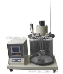 Petroleum Products Kinematic Viscosity Tester