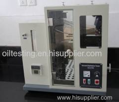 Oils Vacuum Distillation Tester