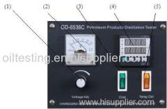 Distillation Tester (Front Type)