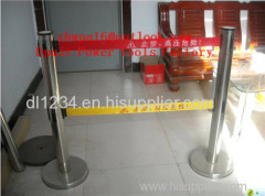 Velvet Rope Stanchion Cafe Barriers Sign Insert Display Stands