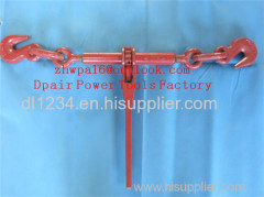 Ratchet Type Load Binder with Grab Hook