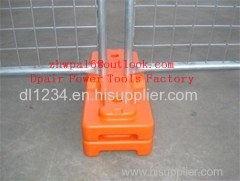 steel barriers in a variety of sizes and styles