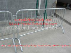 Temporary Pedestrian Barricade Temporary Safety Pedestrian Fence