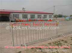 Crowd Control Barriers Crowd Barrier / Temporary Fencing