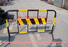 Temp heras fencing pedestrian gate