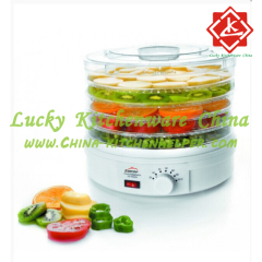 5 layers Round home electric food dehydrator