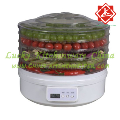 Electric food dehydrator for home