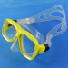 New scuba diving mask equipment