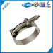 SAE Type TB Stainless Steel T-Bolt hose clamp