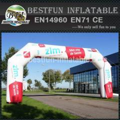 Finish Line Inflatable Arch