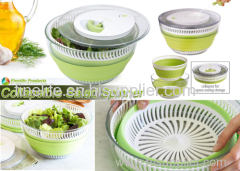 Hot selling Collapsible Salad Spinner