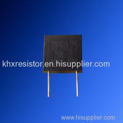Low T.C.R Precision Resistor