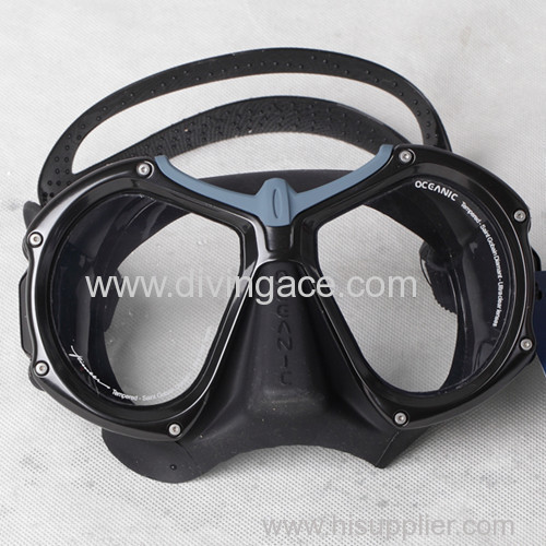 Wholesale cheap PVC/silicone diving mask