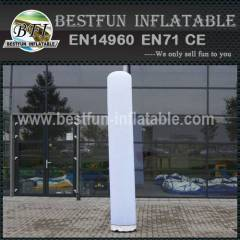 Advertising LED inflatable columns