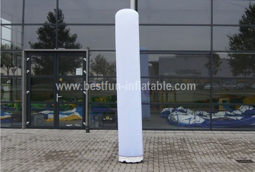 Outdoor advertising led light inflatable tube