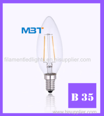 2W LED Filament Lights