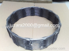 Razor Barbed wire made of stainless steel 430