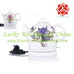 1.2L change color electric ceramic kettle