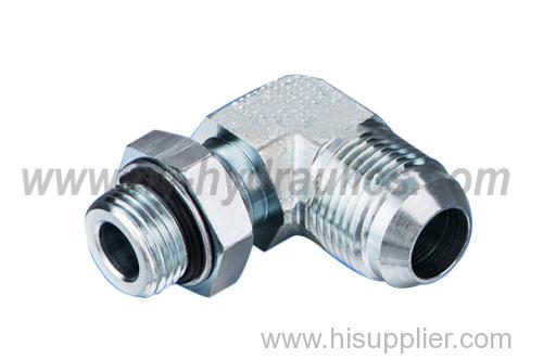 1SG9-OG 90 JIS metric MALE 60 cone/ BSP male o-ring fitting